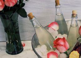 Rosewater Kefir