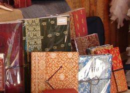 Fabric Albums/ Journals