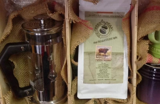 The Green Bean African Coffee