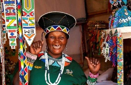 Ndebele Beads